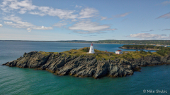 Lighthouse on Grand Manan copy