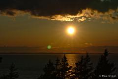 New Brunswick sunset copy