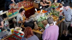Halifax Farmers Market 4.16.05 PM