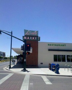 Liberty Market in downtown Gilbert