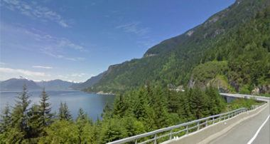 Sea to Sky is one Scenic Stretch of Highway