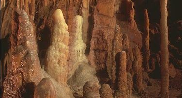 Kartchner Caverns: Still growing after 200,000 years