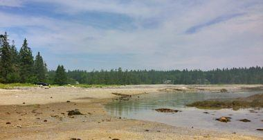 Secret spot in Acadia Park