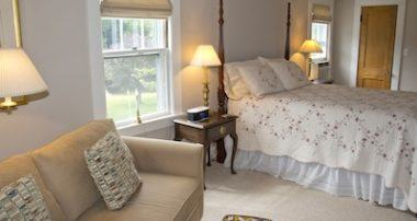 The Trumbull House…A New England hide-a-way