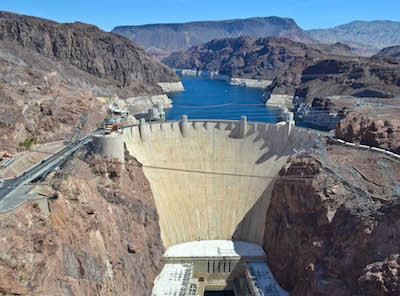 Day 13: Hoover Dam and an attempt at camping