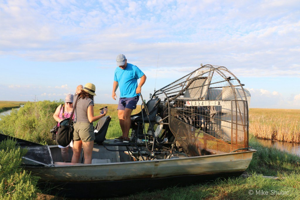 Airboats & Alligators Tour