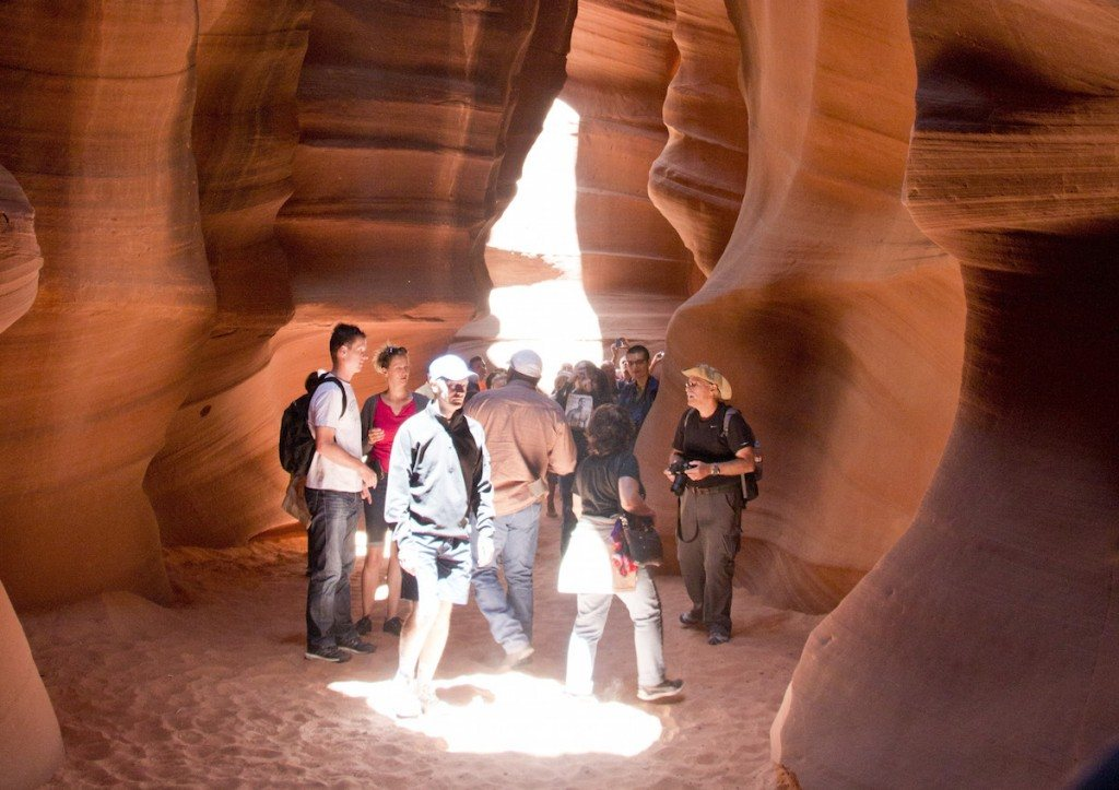 Antelope Canyon Is A Nature Inspired Wonderment Antelope