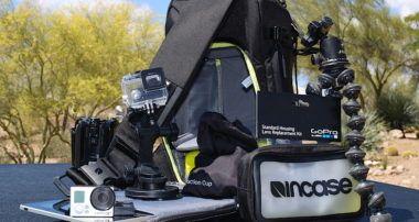 Incase Sling Pack GoPro camera bag review