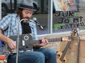 Juke Joint Festival in Clarksdale, MS