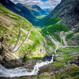 10 Insane and spectacular roads from around the world