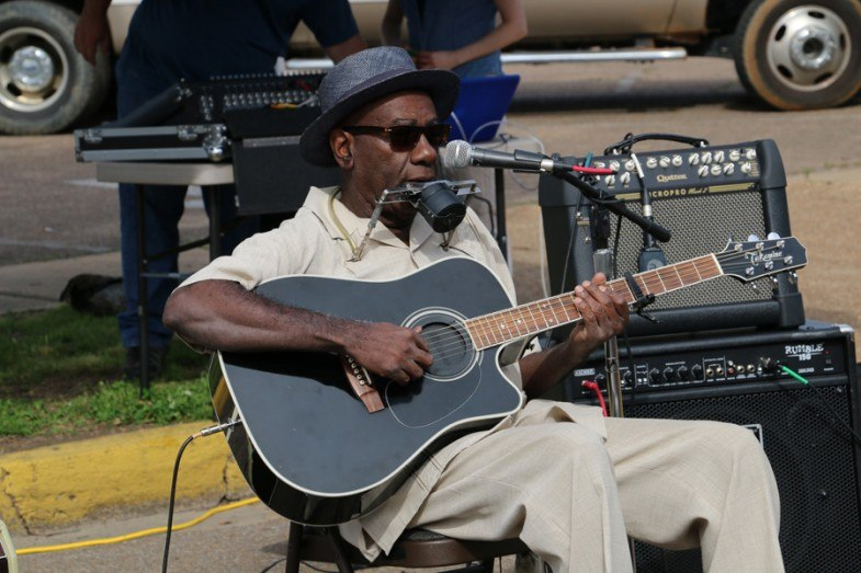 Juke Joint Festival Blues Musician