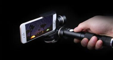 Feiyu Tech G4 Handheld Gimbal for Smartphones