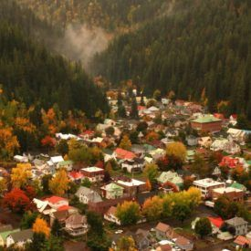 Random Facts about Wallace, Idaho