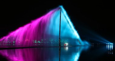 Impression West Lake show in Hangzhou