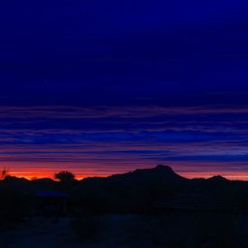 Stunning Arizona Sunrise
