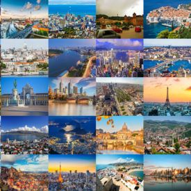 Best cities to visit in 2016