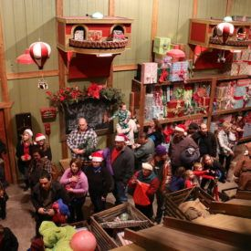 North Pole exciting 'Experience' for the kids