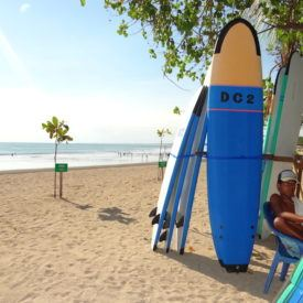 Eat, Drink, Play and Snooze your way around Kuta