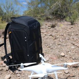 Lowepro DroneGuard 450 Backpack review