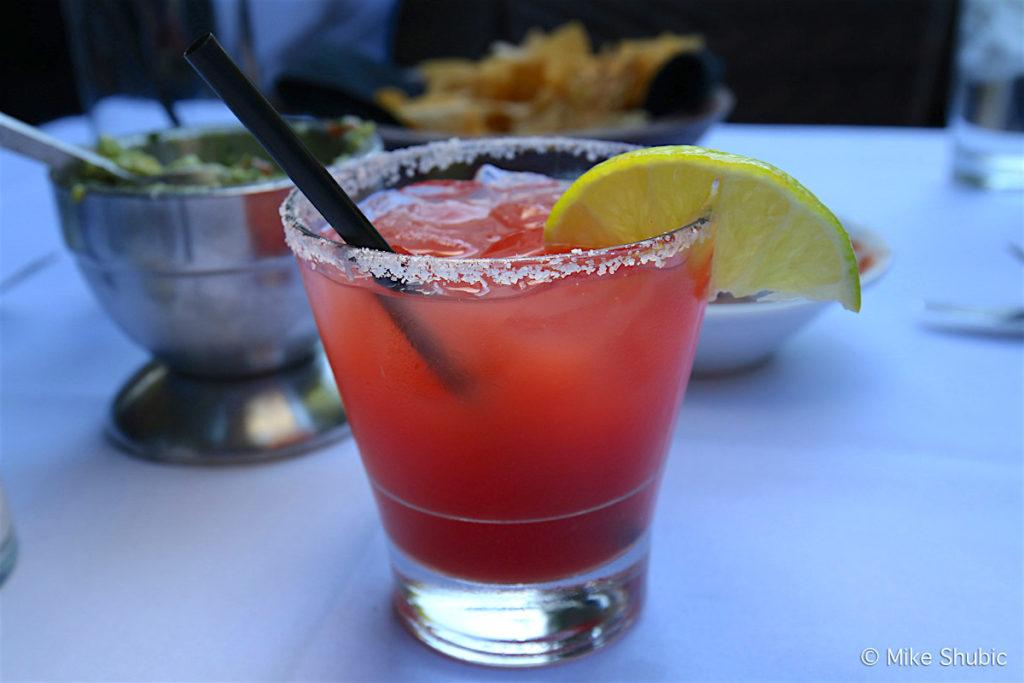 Margarita at the Mission Restaurant Scottsdale by MikesRoadTrip.com