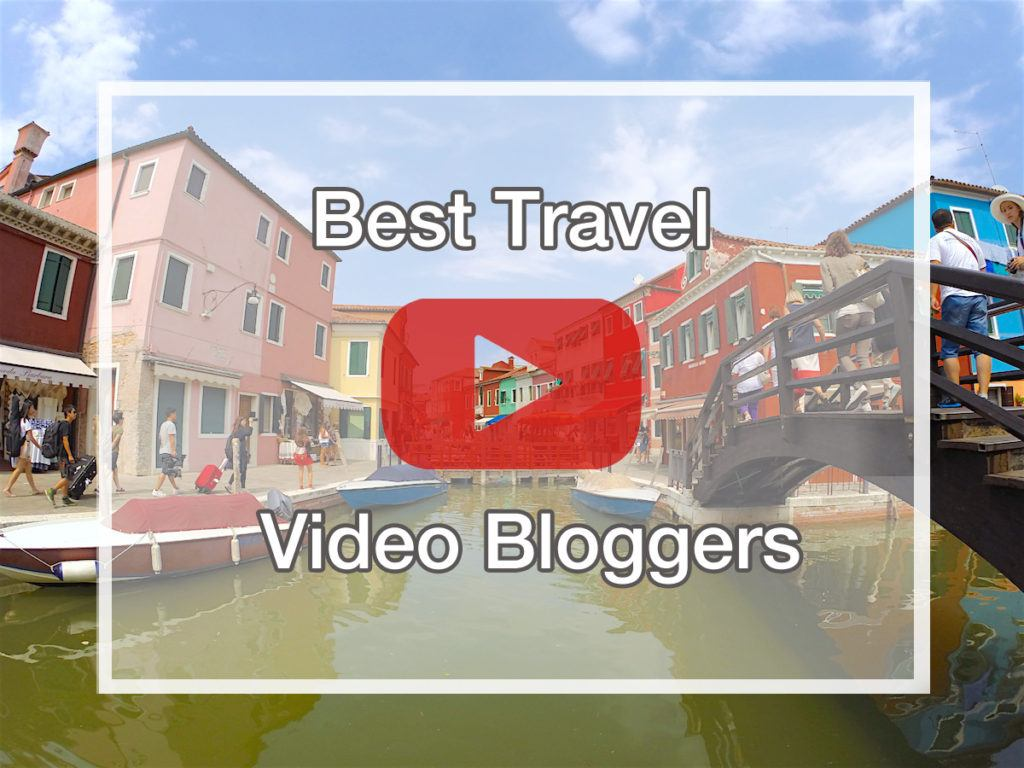 Best Travel Video Bloggers by MikesRoadTrip.com