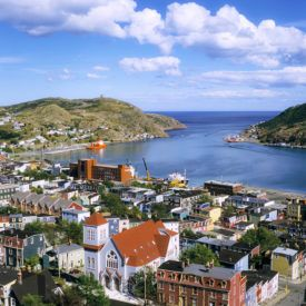 Next month I will be in Newfoundland and Labrador