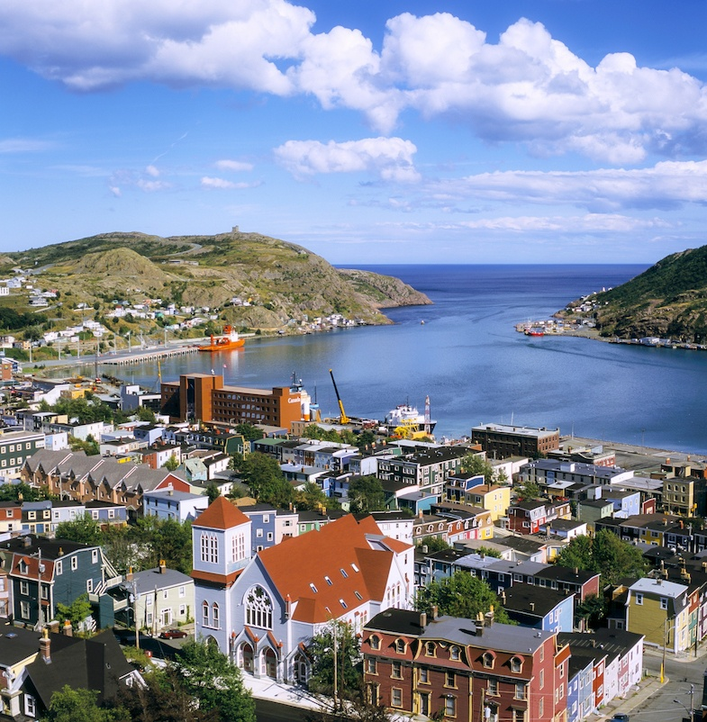 Photo Courtesy of Newfoundland and Labrador Tourism