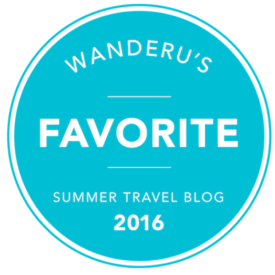 "Wanderu lists Mike's Road Trip as a ""favorite"" summer travel blog"