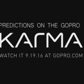 GoPro Karma predictions, one of them will be BIG!