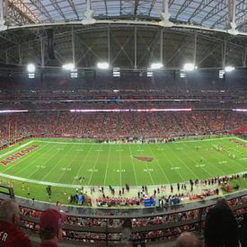Fan fleecing at Arizona Cardinals game