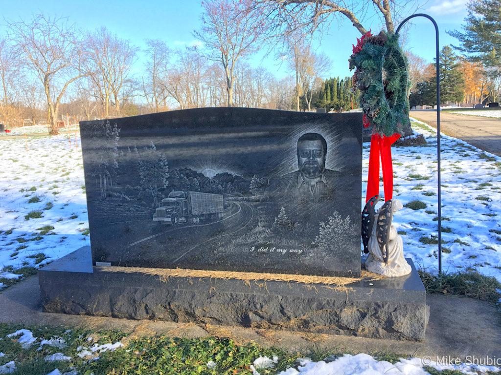 Milton Cemetery by MikesRoadTrip.com