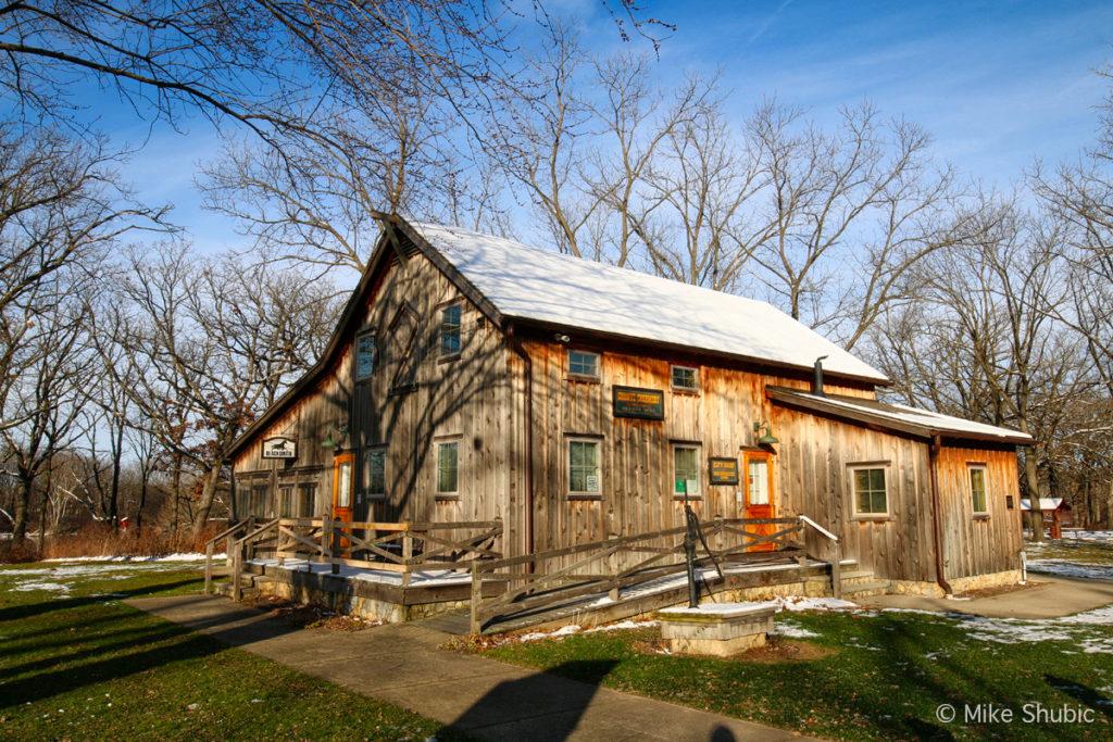 Beloit Beckman Mill by Mike Shubic of MikesRoadTrip.com