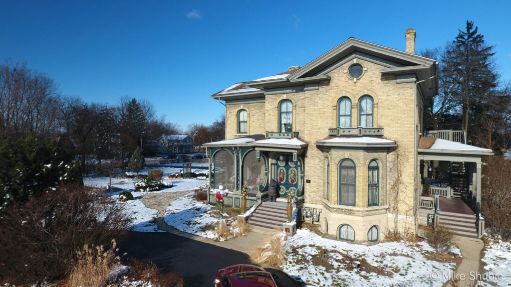Guardian Angel Bed and Breakfast in Janesville, WI by MikesRoadTrip.com