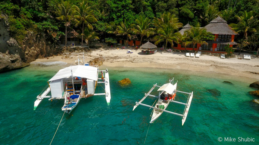 Apo Island in the Philippines by MikesRoadTrip.com