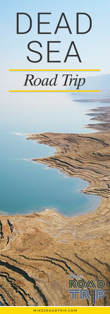 Dead Sea Road Trip via MikesRoadTrip.com