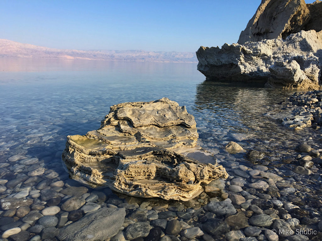 Dead Sea by Mike Shubic of MikesRoadTrip.com on Dead Sea Road Trip