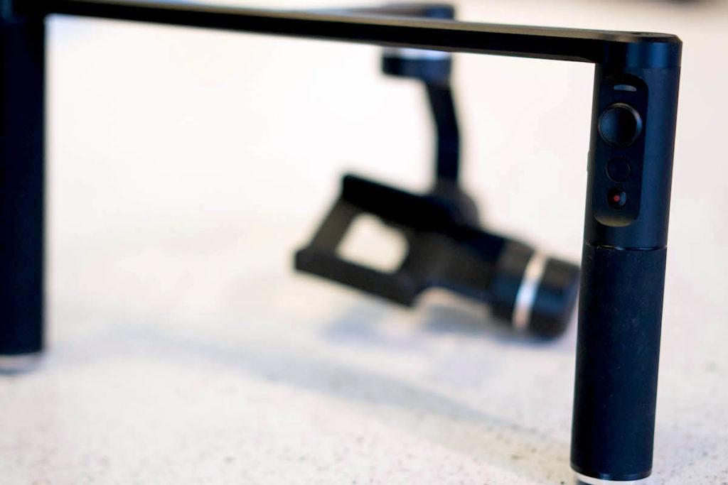 FeiyuTech SPG Plus handheld Gimbal Review