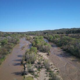 Rare photos of the Hassayampa River