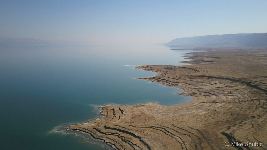 Dead Sea road trip by Mike Shubic of MikesRoadTrip.com