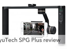 Review of the FeiyuTech SPG Plus gimbal rig for smartphones