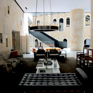 Jerusalem's Mamilla Hotel is Magnificent!