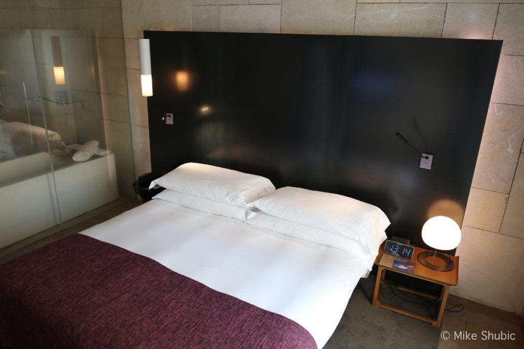 Bed at Mamilla Hotel