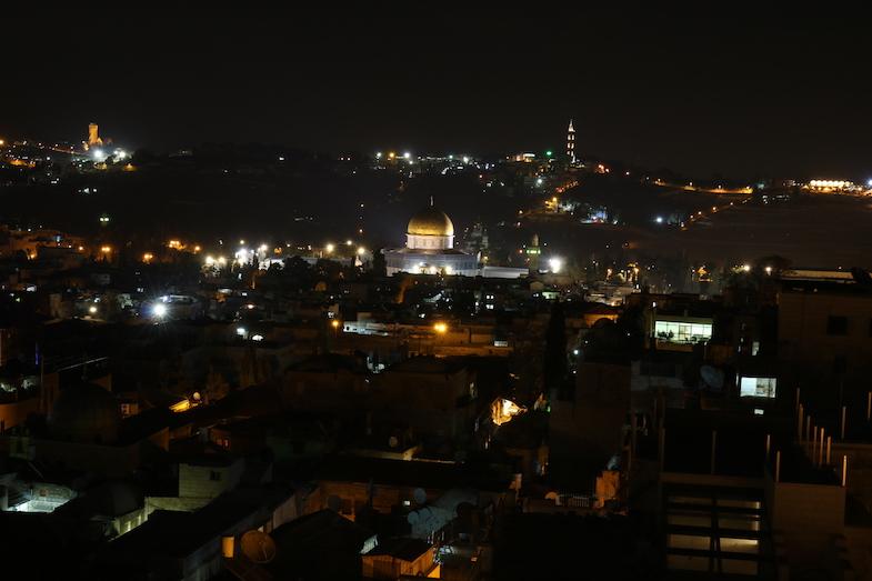 Old Jerusalem by Mike Shubic of MikesRoadTrip.com