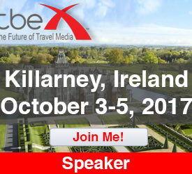 This fall I will be in Ireland
