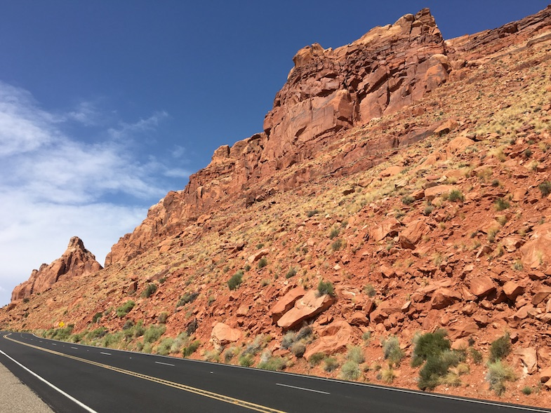 Northern arizona raod trip to Page by MikesRoadTrip.com