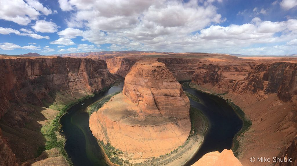 Road Trip to Horseshoe Bend - Photo by Mike Shubic