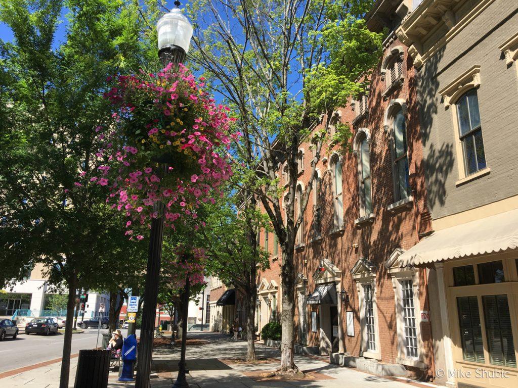 Downtown Huntsville Alabama by MikesRoadTrip.com