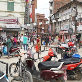 The 42-hour journey to Kathmandu