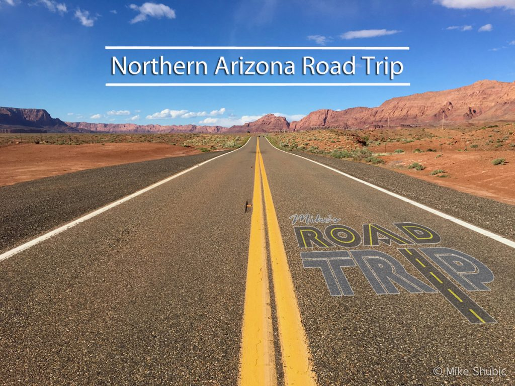 Northern Arizona Road Trip photo by MikesRoadTrip.com