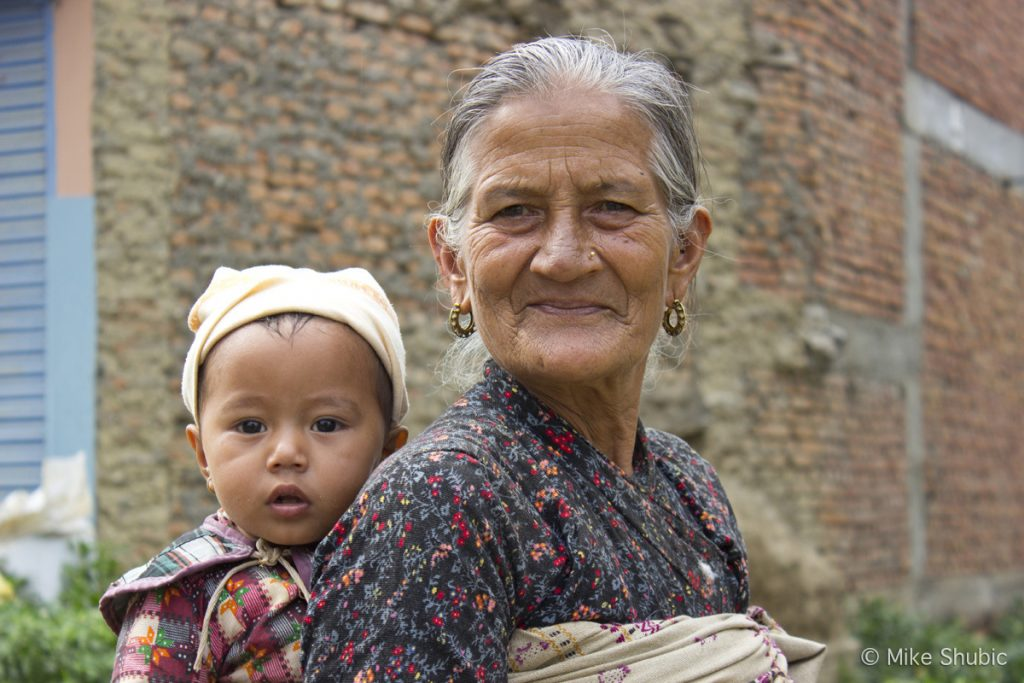 The many faces of Nepal - Photo by Mike Shubic of MikesRoadTrip.com